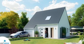 Modele Maison Styl Habitat focus 85