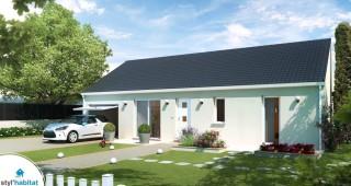 Modele Maison Styl Habitat Focus 80 - copie