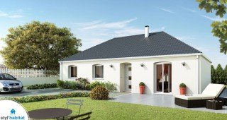 Modele Maison Styl Habitat Aubetière