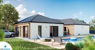 Modele Maison Styl Habitat Longière