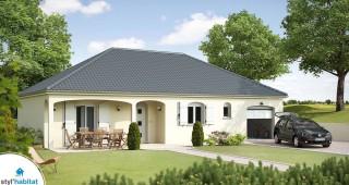 Modele Maison Styl Habitat Menilière