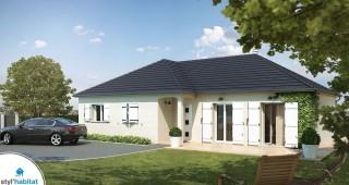Modele Maison Styl Habitat Mezière