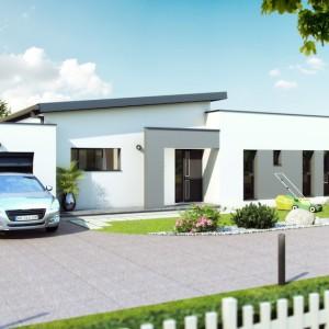 Modele Maison Styl Habitat crescendo