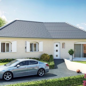 Modele Maison Styl Habitat Versière