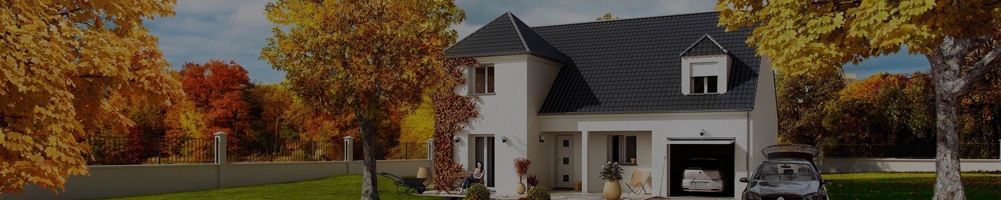 Styl habitat constructeur de maison ni vre 58 et cher 18 for Constructeur maison 18