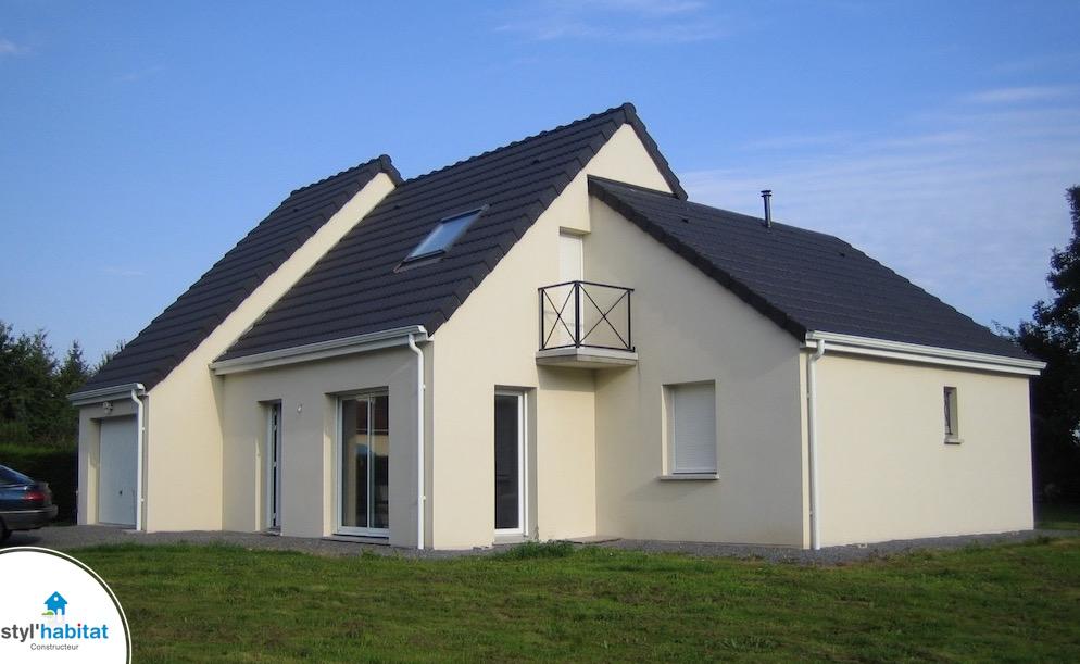 ralisations photos de constructions de maisons