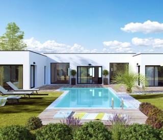 modele maison styl Habitat