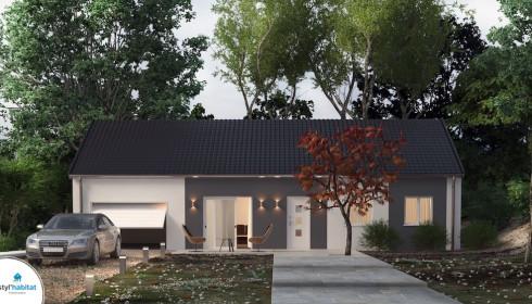 Plan maisons focus maison pas cher for Construire maison 91