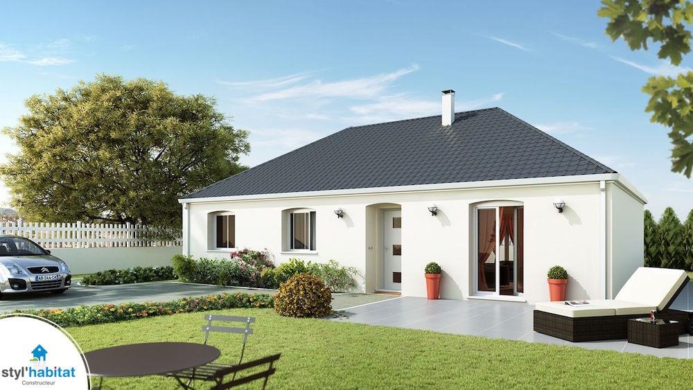 Aubetiere modele traditionnel best seller for Modele maison prix