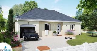 Modele Maison Styl Habitat Prunière