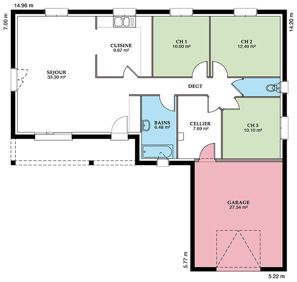 Plan D Une Maison Avec Piscine Guide Piscine Fr 5