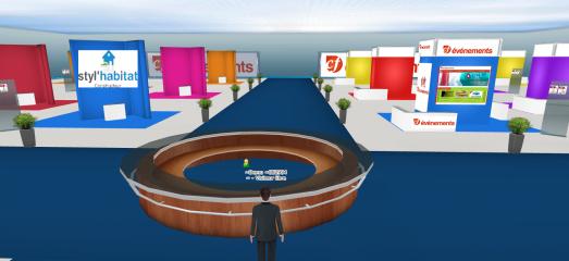 Salon virtuel de la maison individuelle for Salon maison individuelle