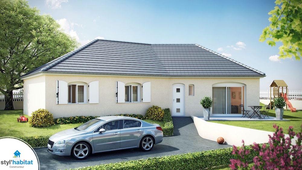 Plan maison versi re for Modele maison vitree