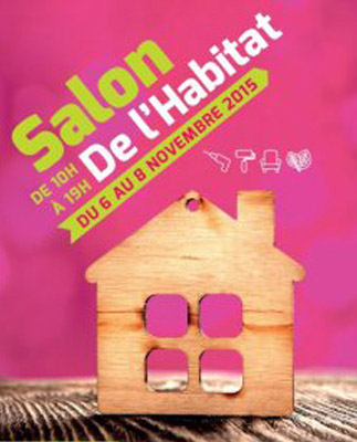 Salon habitat nevers 2015 for Salon de l habitat rennes
