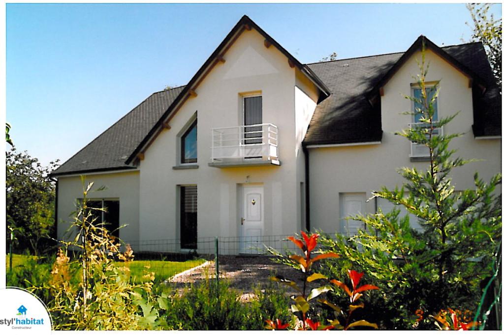 Photo r alisation styl habitat maison moderne toit plat for Difference prix toit plat toit traditionnel