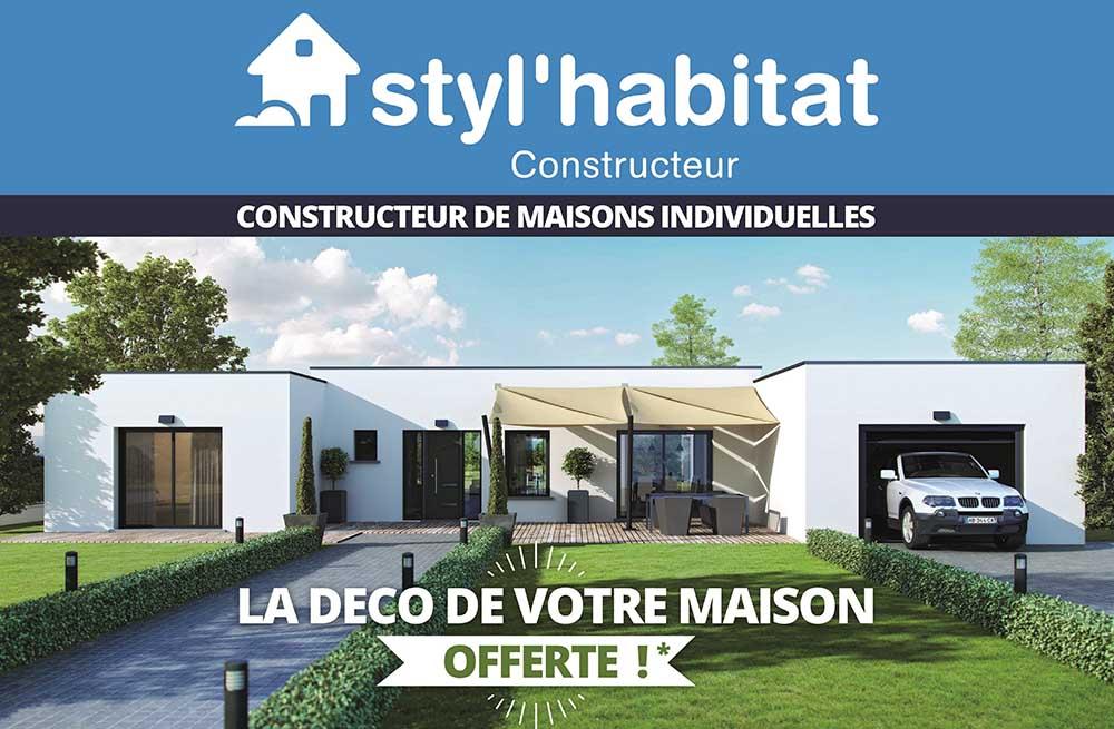styl habitat constructeur de maison ni vre 58 et cher 18