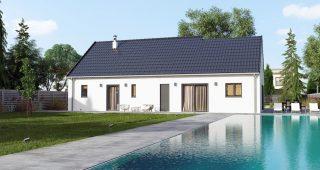 Maison France styl habitat 2